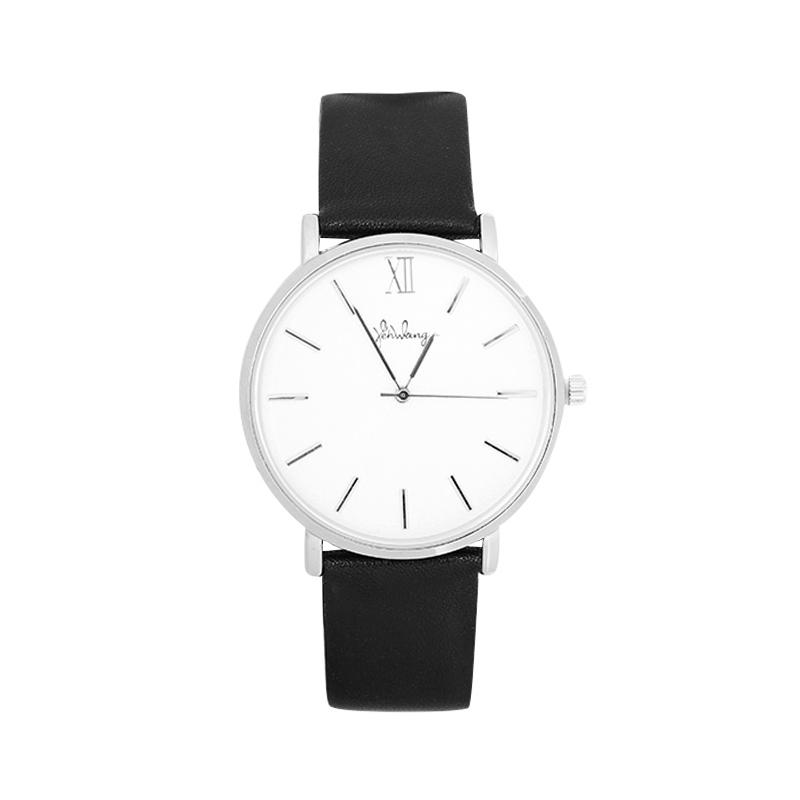Horloge timeflies zwart