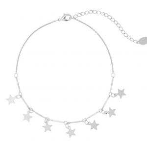 Enkelbandje Your Stars zilver